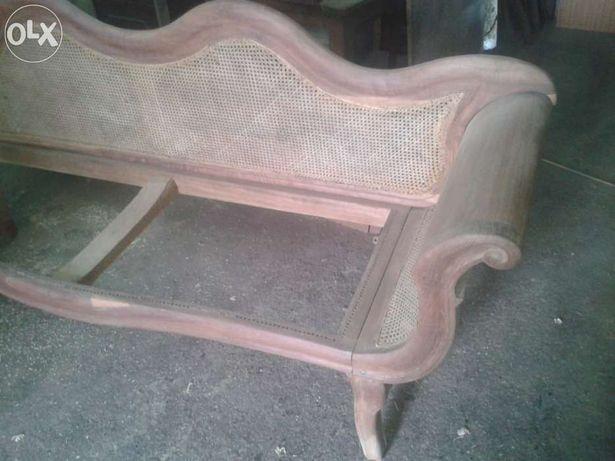 Vendo canapé antigo
