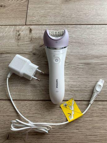 Эпилятор Philips bre 652 для влажной и сухой эпиляции