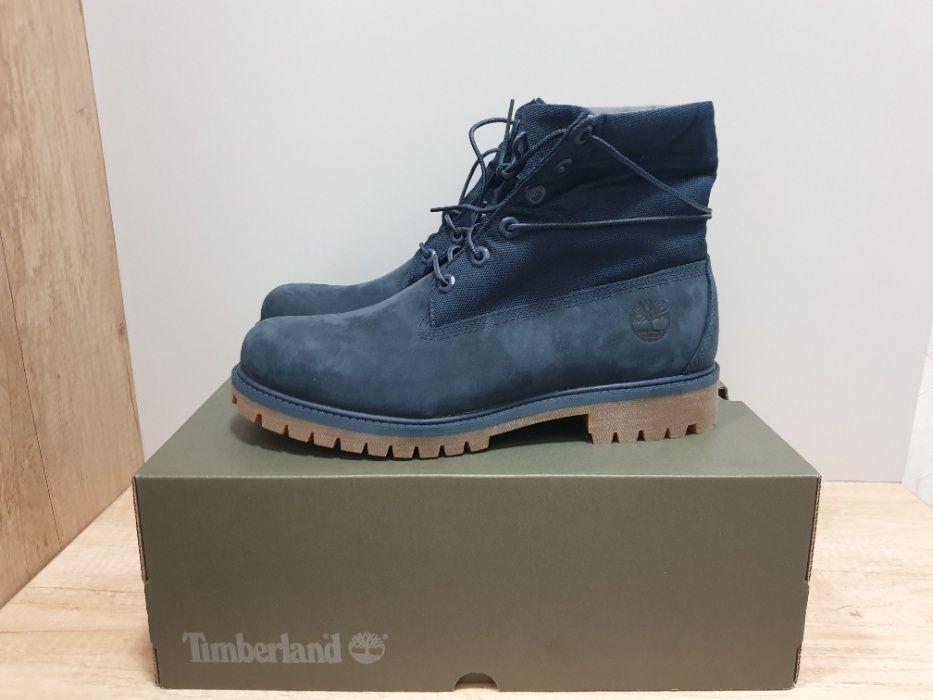 Timberland Roll-Top ботинки/черевики, 43 размер, цвет Navy Киев - изображение 1