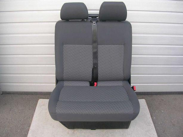 VW T6 T5 fotel siedzenie ławka dwójka zamienię na pojedynczy