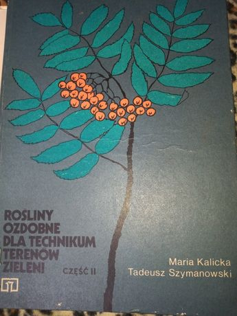 Książka książki ochrona roślin poradnik świat roślin rośliny ozdobne