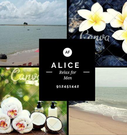 Alice Massagem for Men