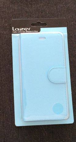 Estojo iPhone 6 Plus Azul - portes incluídos