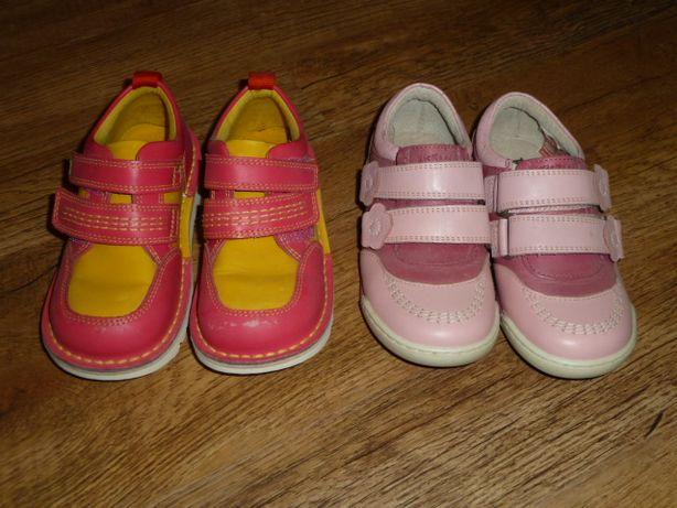 Кожаные ботинки Кикерс Kickers, р 27 , стелька 17,6 см