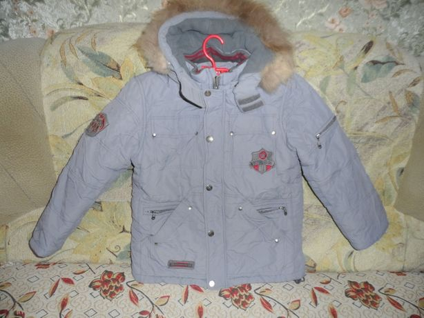 Зимняя куртка Кико