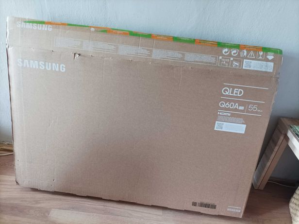 Tv Samsung QLED  Q60A 55 cali OKAZJA