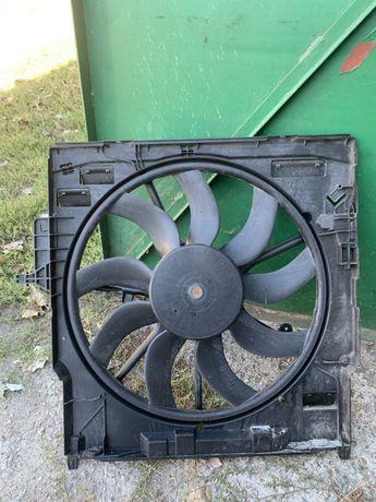 Диффузор вентилятор BMW x5 f15