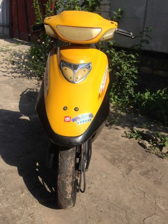 Продам скутер Kanuni 2T На ходу