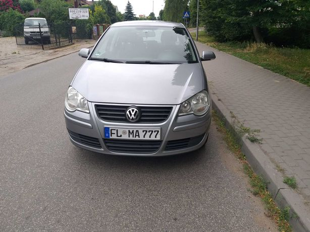 Volkswagen Polo 2007 r 1.4 benzyna