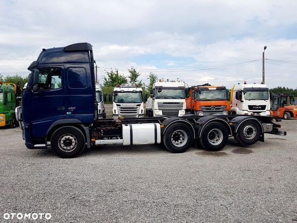 Volvo Fh 480 8x4,6x4, ,Eur 5  Tridem 20 Ton Ładowność