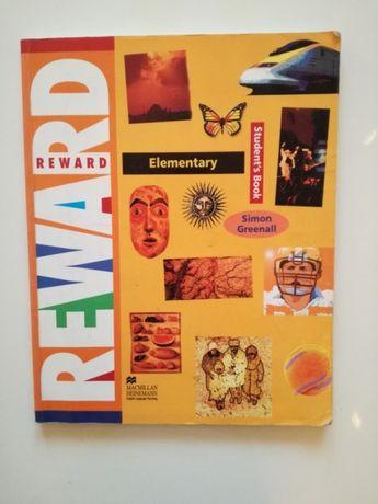 Reward elementary student's book. Simon Greenall