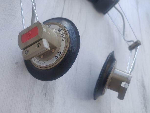 Retro słuchawki UNITRA TONSIL SN-50