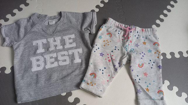 Wysyłka 1zł! Paka 30szt dla dziewczynki 68 H&M F&F body bluza sweter