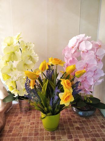 Иускусственная орхидея