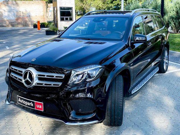 Продам Mercedes-Benz GLS 350 2018г. #32412