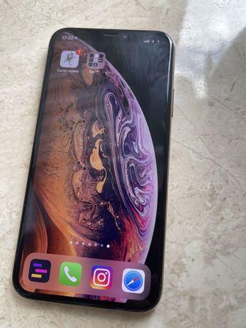 Iphone XS 256Gb gold золотой