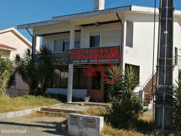 Edifício com Moradia T3 com terraço em Vilar do Monte, Barcelos