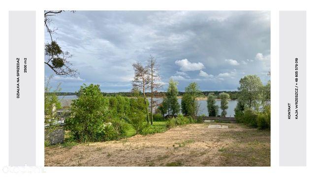 POZNAŃ - KIEKRZ, jezioro Kierskie, dojście do wody