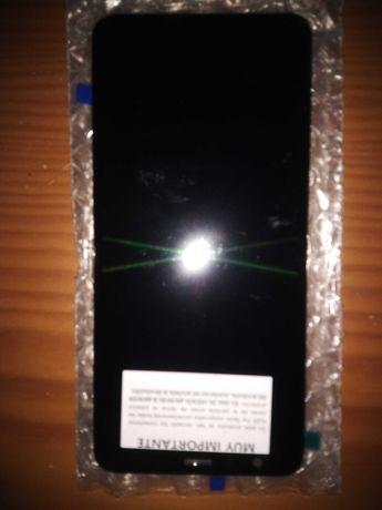 Ecrã táctil completo Asus Zenfone Max Plus M1 ZB570TL Preto (NOVO)