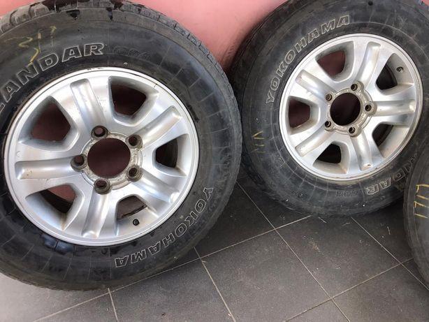 Диски 5/150, 17 «Тойота» оригинал