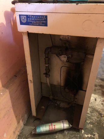 Газовий котел димохідних барський