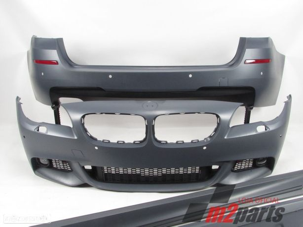 KIT M/ PACK M BMW Serie 5 Carrinha (F11) BODYKIT COMPLETO ABS Novo