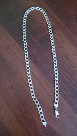 Lańcuszek srebrny srebro 925
