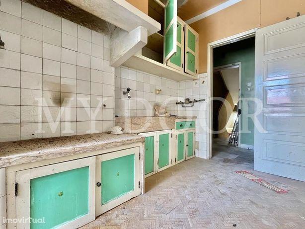 Apartamento T1 Moscavide - Para Recuperar - Varanda