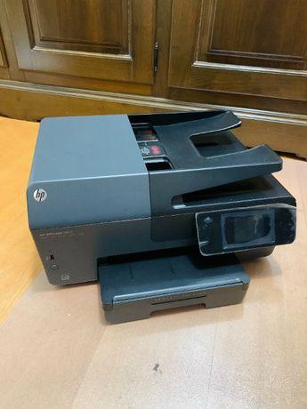 Impressora HP Officejet 6820 (para arranjo ou peças)