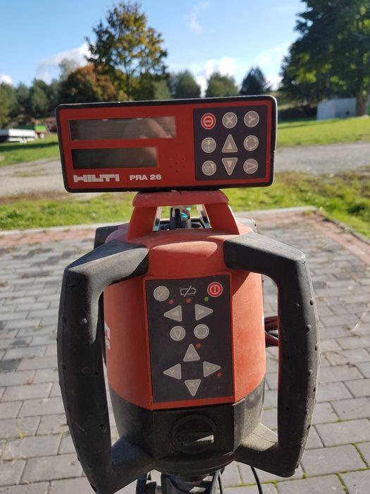 Niwelator hilti PR 26 Rzepin - image 1