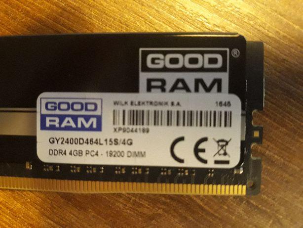 Ram DDR4 4GB PC4-1900 DIMM