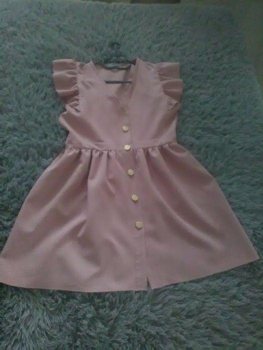 Sprzedam raz ubrana sukienke Tychy - image 1
