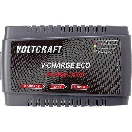 Voltcraft V-Charge Eco NiMh 2000 model ładowarka 230 V 3 A NiMH, NiCd