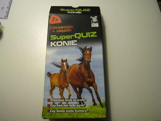 Gra Quizy zagadki ciekawostki o koniach
