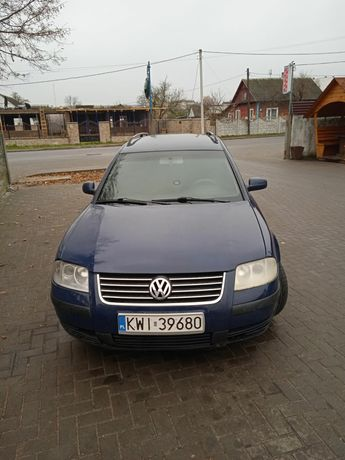 Volkswagen Passat b5 Restаling 2001