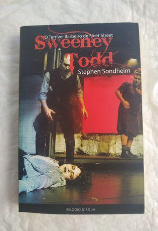 Livro Sweeney Tood