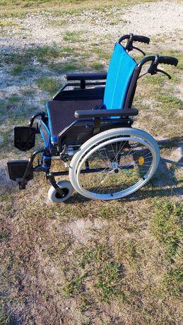 Wózek inwalidzki aluminiowy lekki VITAE CARE PREMIUM
