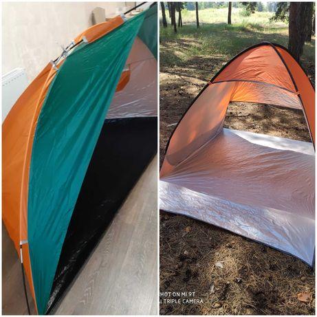 Тент палатка ракушка, автомат. Разные виды и размеры.