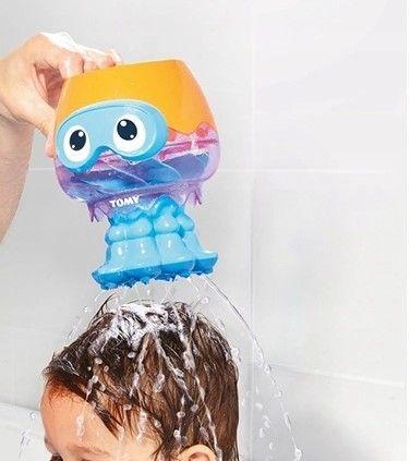 Zabawka do wody, do kąpieli Zakręcona Meduza TOMY