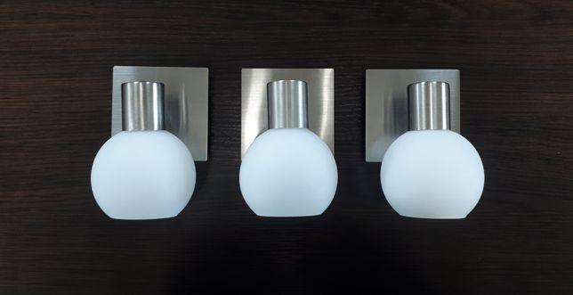 Светильники, комплект 3 шт