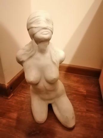 Figurka gipsowaa
