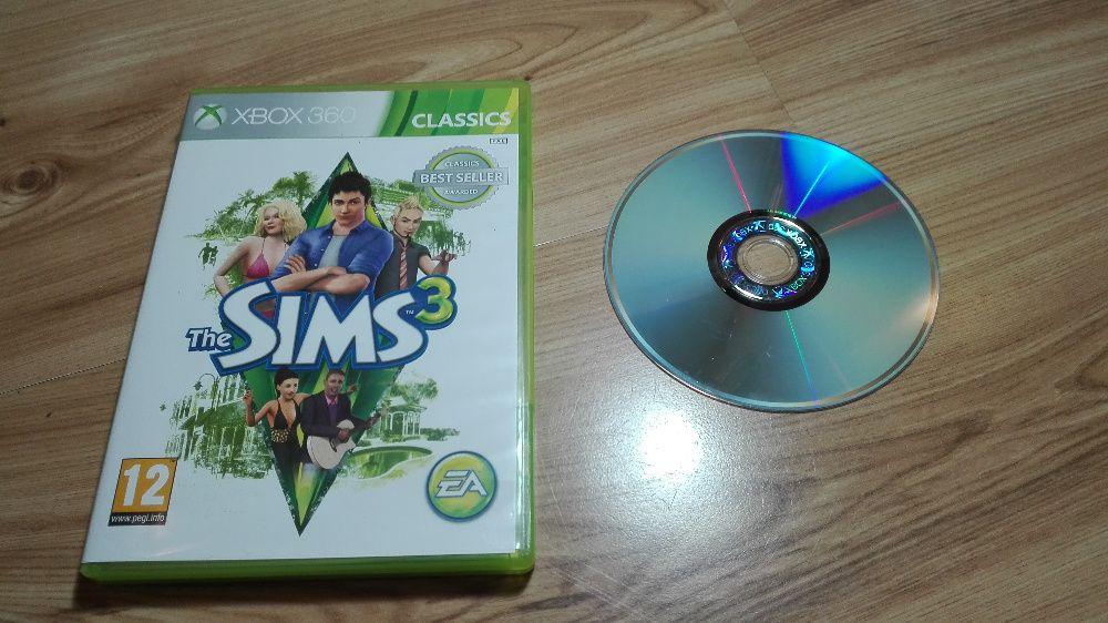 Gra Sims 3 Xbox 360 Gorzów Wielkopolski - image 1