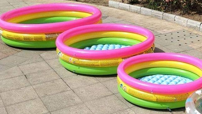 Детский бассейн. Надувной бассейн. Дитячий басейн Intex / Інтекс