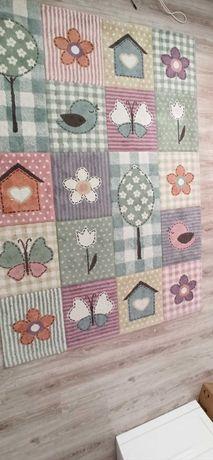 Dywan Multidecor daisy gracja doris patchwork dziecięcy 160 x 230 cm