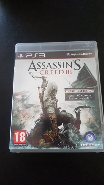 Gra na PS3 Assassins Creed III