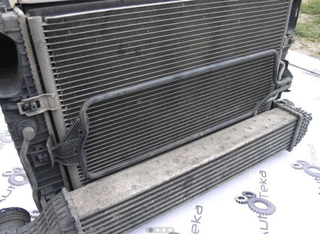 Радиатор Интеркуллер Mercedes W211 W212 W220 W221 W163 W164 W203