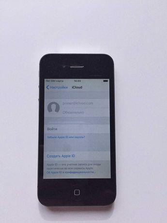Apple iPhone 4S 16GB. Айфон. Мобильный телефон. Звонилка. Бабушкофон