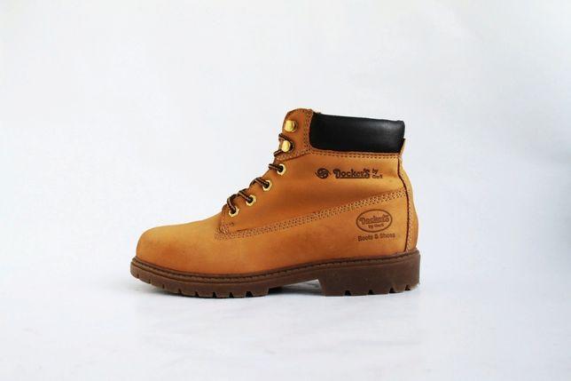 унисекс теплые кожаные ботинки Dockers . Clarks, Marks Spencer