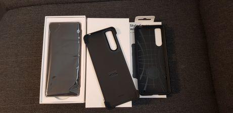 Telefon Sony Xperia 5 II XQ-AS52 Black Jak NOWY+2 Etui Folia
