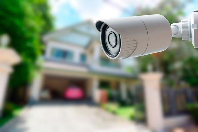 Услуги по монтажу видео наблюдения, сигнализации